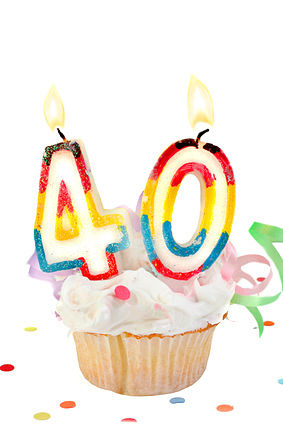 40th Birthday Speech