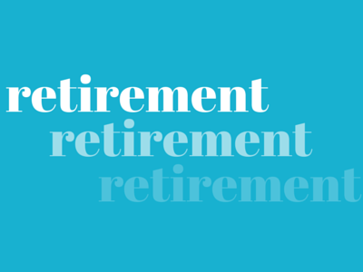 Free Retirement Speech
