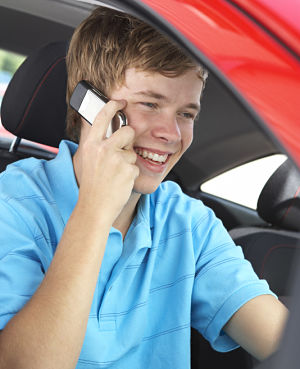 Persuasive Speech Sample - Cell Phone Use While Driving