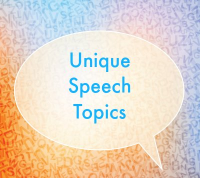 unique speech topics to keep your audience engaged my conversation a historical figure