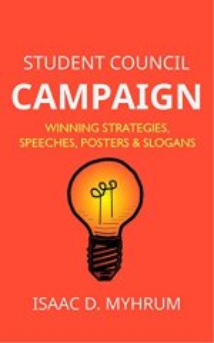 Amazon Student Council Campaign Book