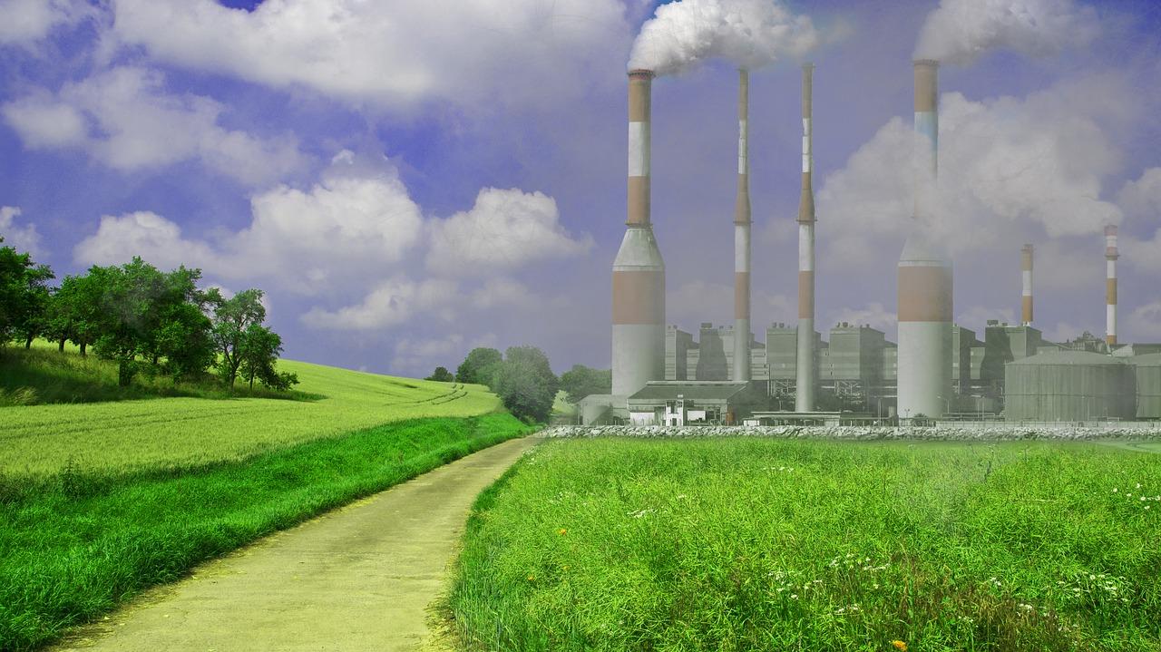 Pollution Global Warming Speech