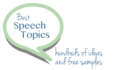 Best Speech Topics Logo