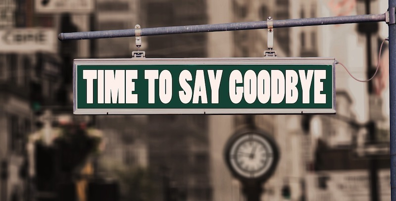 Farewell Speech to Say Goodbye
