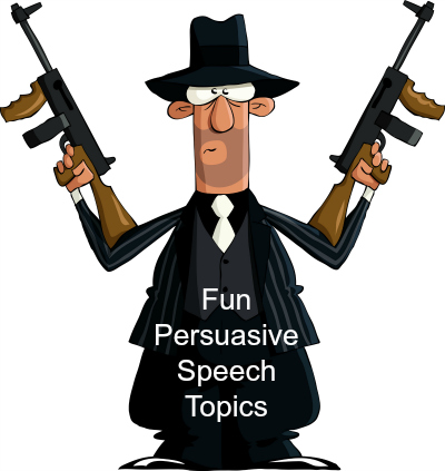 fun persuasive speech topics