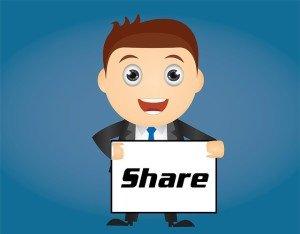 share your speech